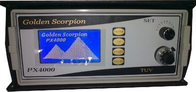 GOLDEN SCORPION PX 4000